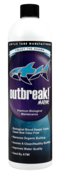 ATM Outbreak! Bio-Maintenance Saltwater 473ml
