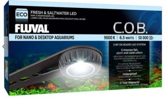 FLUVAL C.O.B. Nano LED 6.5W Bluetooth 6,3 cm
