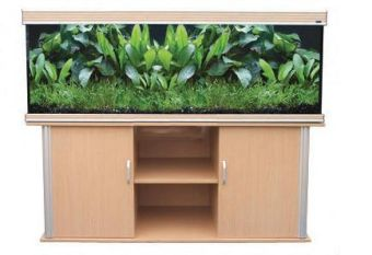 AQUARIUM-STORE MPS Aquarien Set 1800 Buche