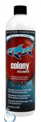 ATM  Colony Nitrifying Bacteria Freshwater 473ml