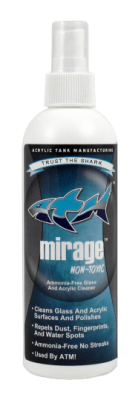 ATM Mirage Glass & Acrylic Cleaner 236ml Pump Spray