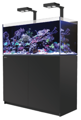 RED SEA REEFER™ 350 Deluxe System Black- 2 units RL 90 & mounting arms