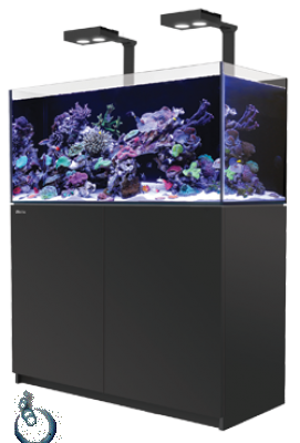 RED SEA Reefer XL 525 Deluxe (incl. 3 X Hydra 26HD LED) WHT