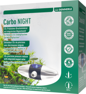DENNERLE Carbo Night Druckminderer